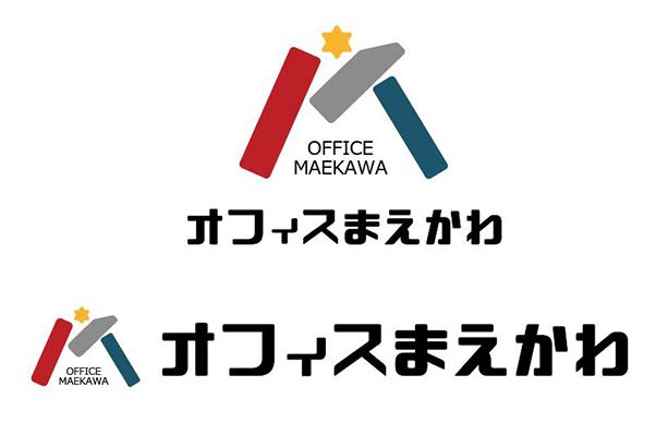 オフィスまえかわ様-ロゴ